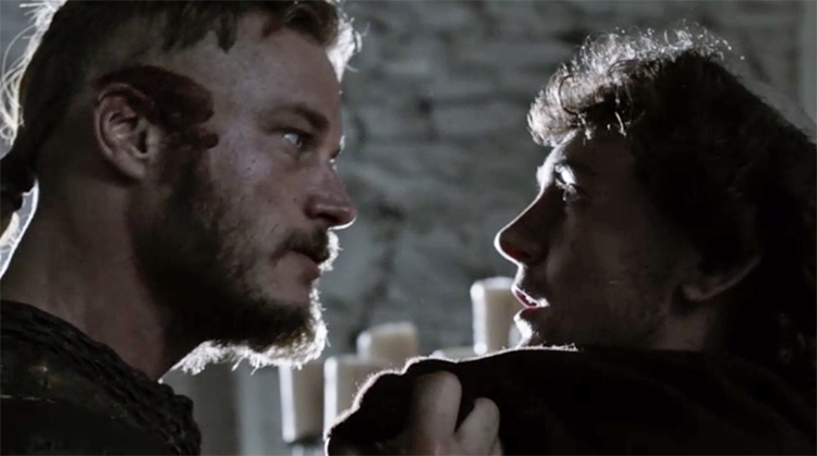 Ragnar rencontre Athelstan